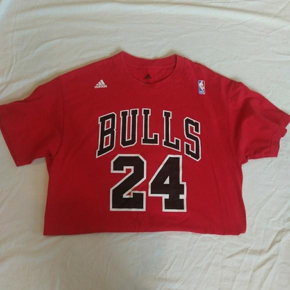 new product 1fdc7 fbf5c Chicago Bulls Lauri Markkanen T-shirt
